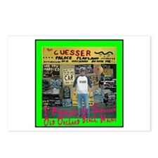 Fool the Guesser Postcards (Package of 8)