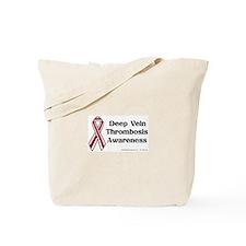 DVT Awareness Tote Bag