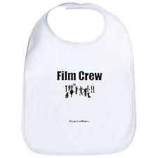 """""""Film Crew"""" Bib"""