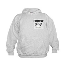 """Film Crew"" Sweatshirt (FRONT & BACK)"