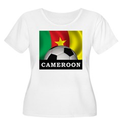 Cameroon World Cup T-Shirt