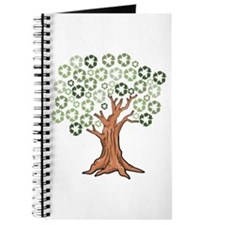 Cute Reduce, reuse, and recycle Journal