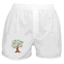Cute Recycle symbol Boxer Shorts