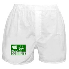 Tell Me When To Go.. -- T-SHI Boxer Shorts