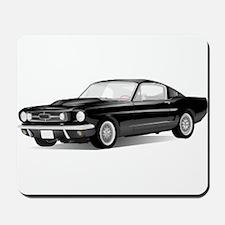 Mustang Fastback Mousepad