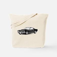 Mustang Fastback Tote Bag