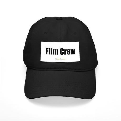 """""""Film Crew"""" Black Cap"""