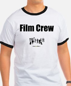 """Film Crew"" T (FRONT & BACK)"
