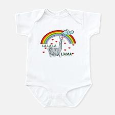 LA LA LA LlAMA Infant Bodysuit