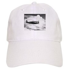 P-47 and Clouds Baseball Cap