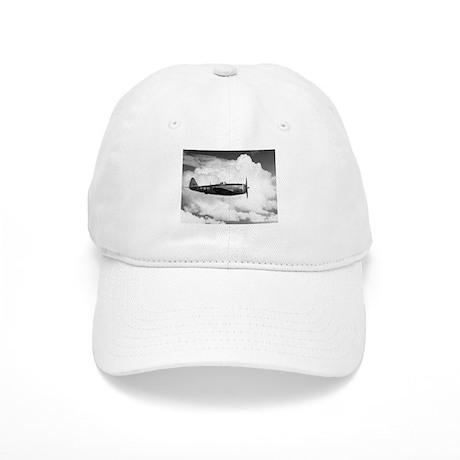 P-47 and Clouds Cap