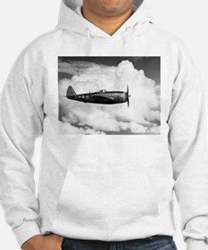 P-47 and Clouds Hoodie