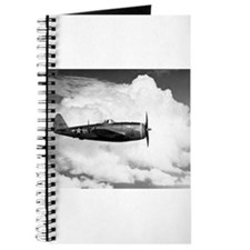 P-47 and Clouds Journal
