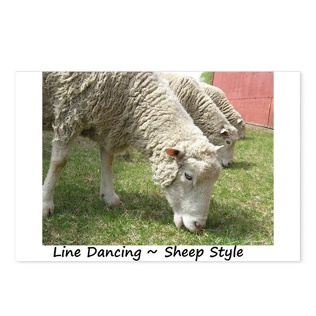 Do Ewe Dance? Postcards (Package of 8)