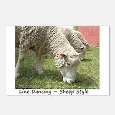 Do Ewe Dance? Postcards (Package of 8)