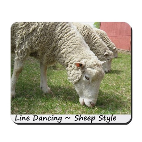 Do Ewe Dance? Mousepad
