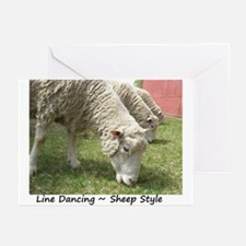 Do Ewe Dance? Greeting Cards (Pk of 20)