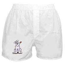 Schnauzer Sweetheart Boxer Shorts