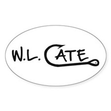 W.L. Cate Decal