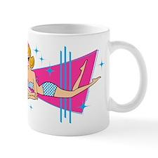 Beachy Keen 40th Birthday Mug