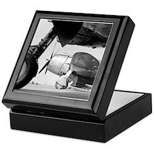 Unique P47 Keepsake Box