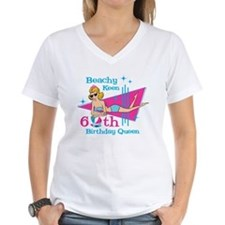 Beachy Keen 60th Birthday Shirt