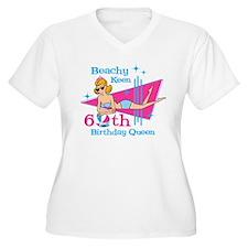 Beachy Keen 60th Birthday T-Shirt