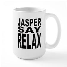 Jasper Say Relax Mug
