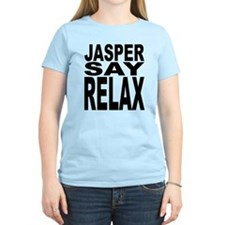 Jasper Say Relax T-Shirt