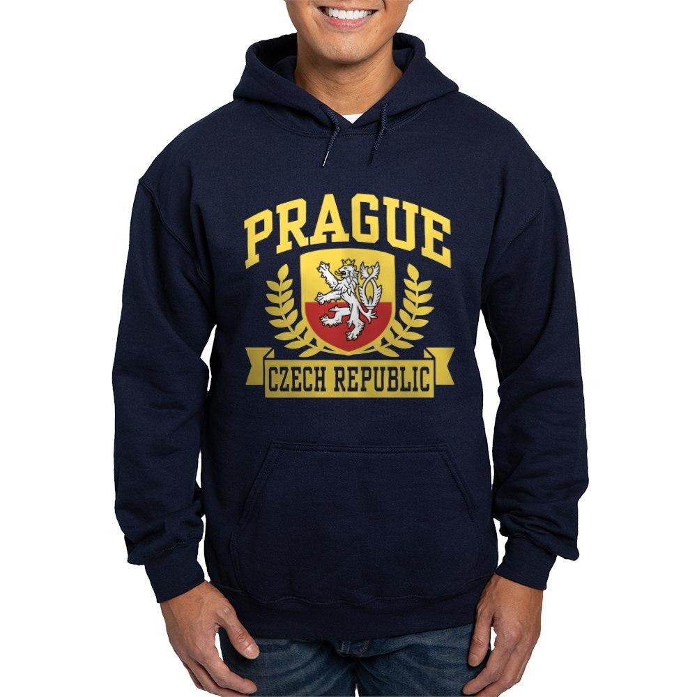 Prague Czech Republic Pullover Hoodie CafePress