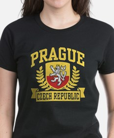 Prague Czech Republic Tee
