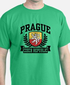 Prague Czech Republic T-Shirt