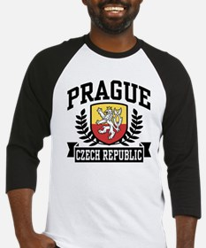 Prague Czech Republic Baseball Jersey