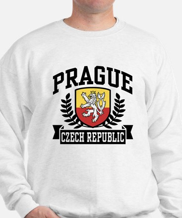 Prague Czech Republic Sweatshirt