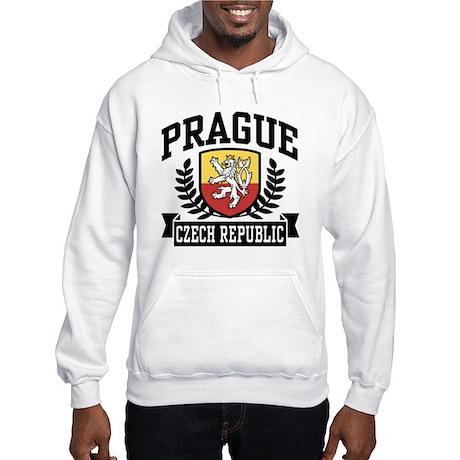 Prague Czech Republic Hooded Sweatshirt