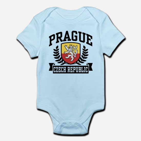 Prague Czech Republic Infant Bodysuit