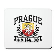 Prague Czech Republic Mousepad