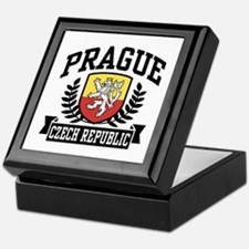 Prague Czech Republic Keepsake Box