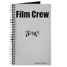 """Film Crew"" Journal - Grey"