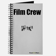 """Film Crew"" Journal - Grey"