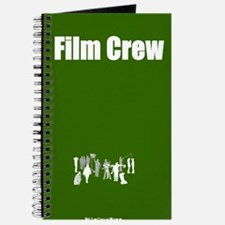 """Film Crew"" Journal - Green"