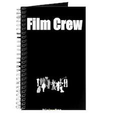 """Film Crew"" Journal - Black"