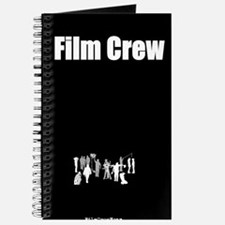 """Film Crew"" Journal - Black"