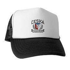 Ceska Republika Trucker Hat