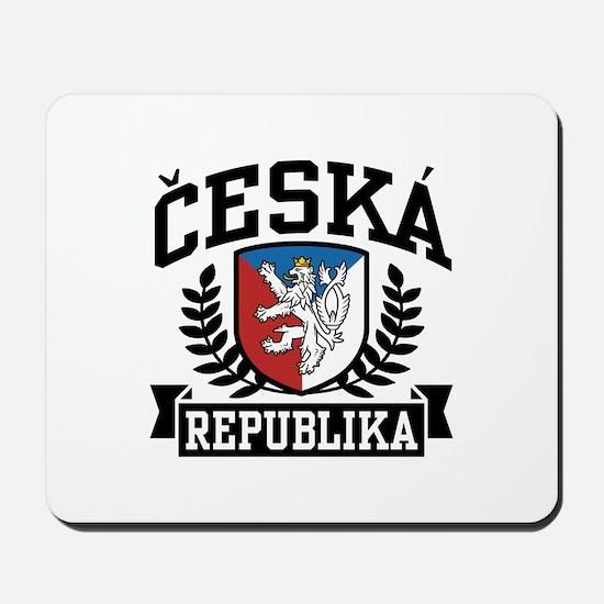 Ceska Republika Mousepad