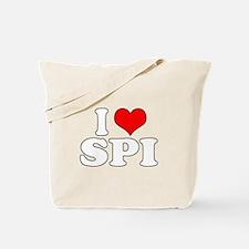 I love SPI Tote Bag