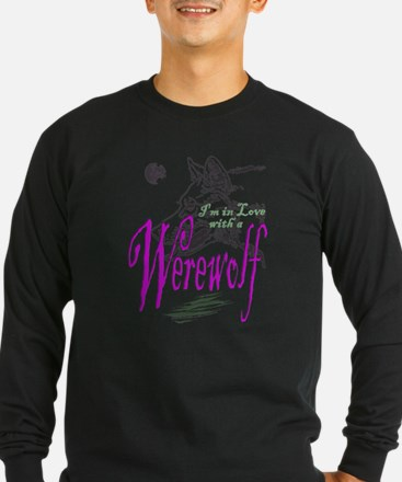 I'm in Love with a Werewolf T