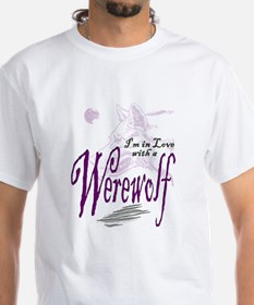 I'm in Love with a Werewolf Shirt