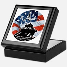 MEMORIAL DAY Keepsake Box