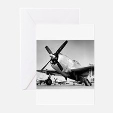 P-47 Ready To Go Greeting Cards (Pk of 10)